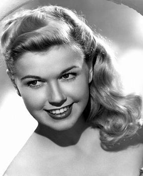 Doris Day Autumn Leaves