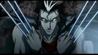 Marvel+Anime+Wolverine