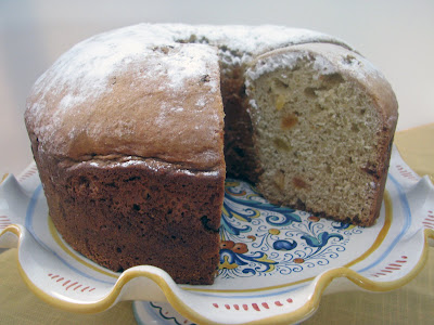 Norway Hazelnut Cake