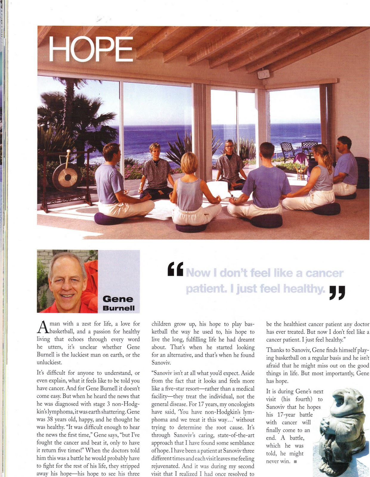 articles about usana