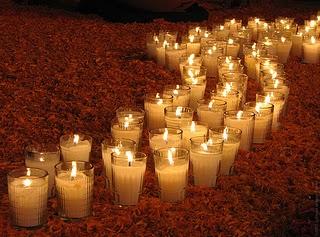 de las ramas de un gran   225 rbol  esperando el fin de nuestra raza paraVelas Dia De Los Muertos