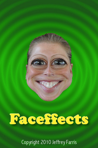 Face effects - 3D Photo motion app for Apple iPhone, iPod Touch, ...
