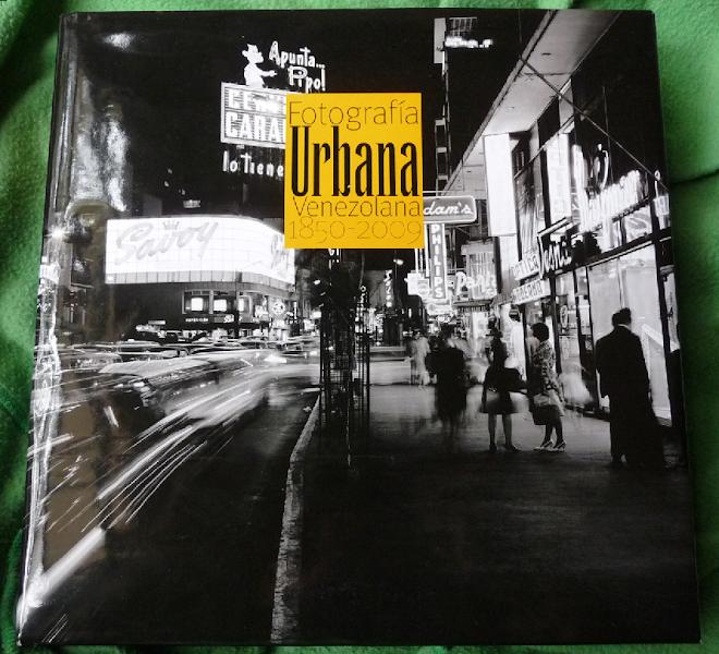 caratula del libro de fotografia urbana