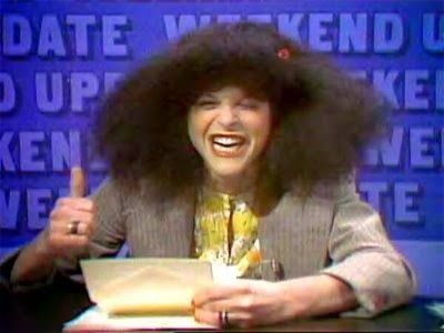 Weekend Update with Jane Curtin and Roseanne Roseannadanna: