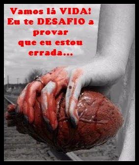 Me desafia Vida!!!!!!