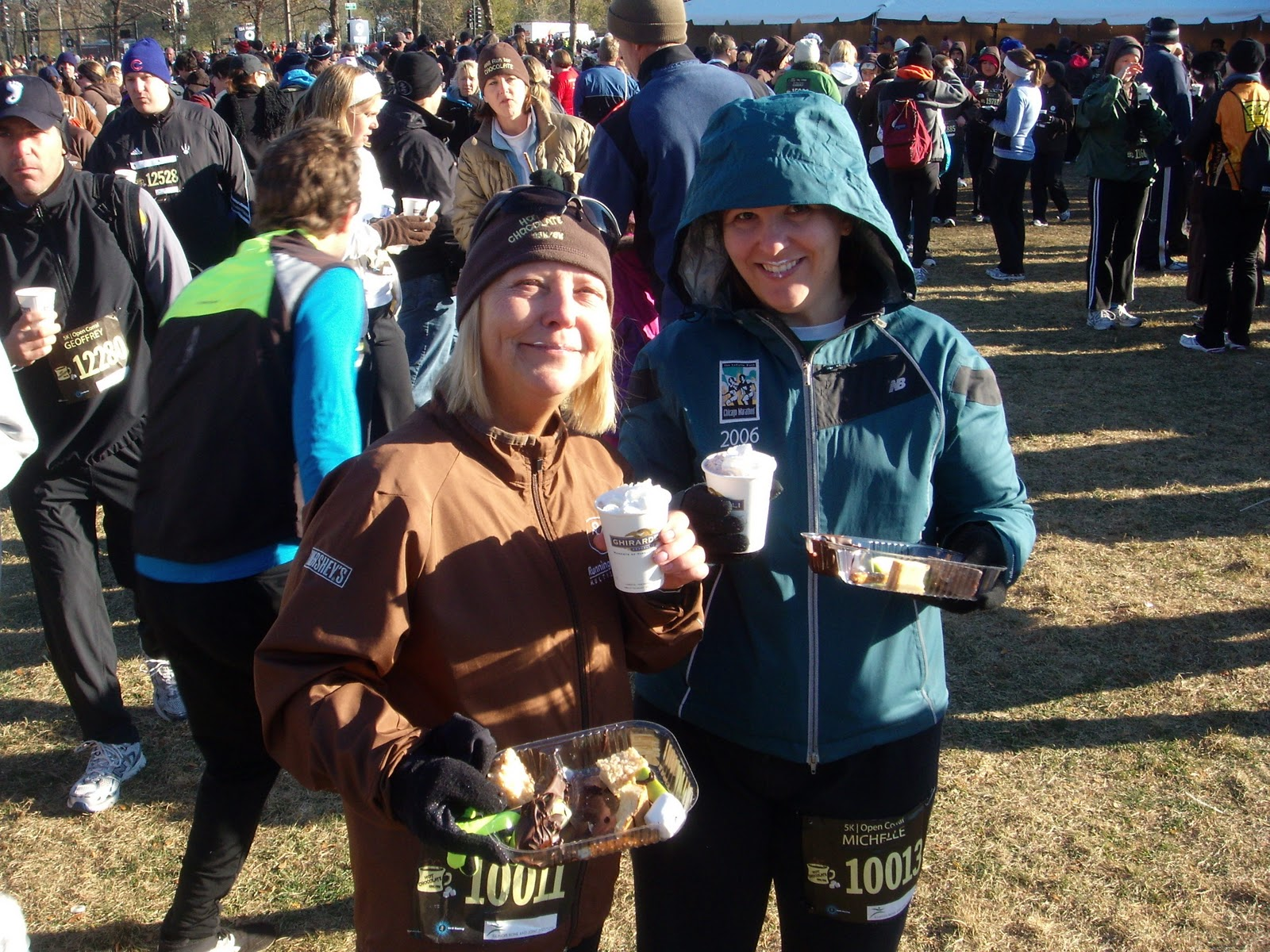The Easy Run: I Love Hot Chocolate!