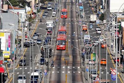 Systém rýchlych autobusov v Curitibe