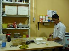 El trabajo de taller debe ser muy dedicado y sobre todo con amplia disciplina en el trabajo.