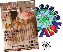 April AIM magazine