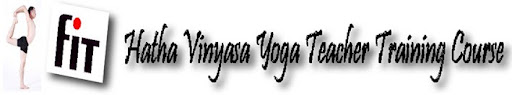 Fit Hatha Vinyasa Yoga Teacher Training.
