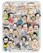 Kerala Cartoonists