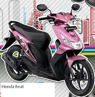 Honda Beat detail specification: