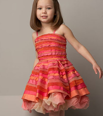 Alice + Olivia Eloise party dress, designer party dresses for girls