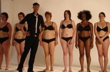 How to look good naked | This is a photo from a TV show