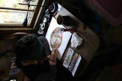 painting+the+fish+egg dans Découvertes