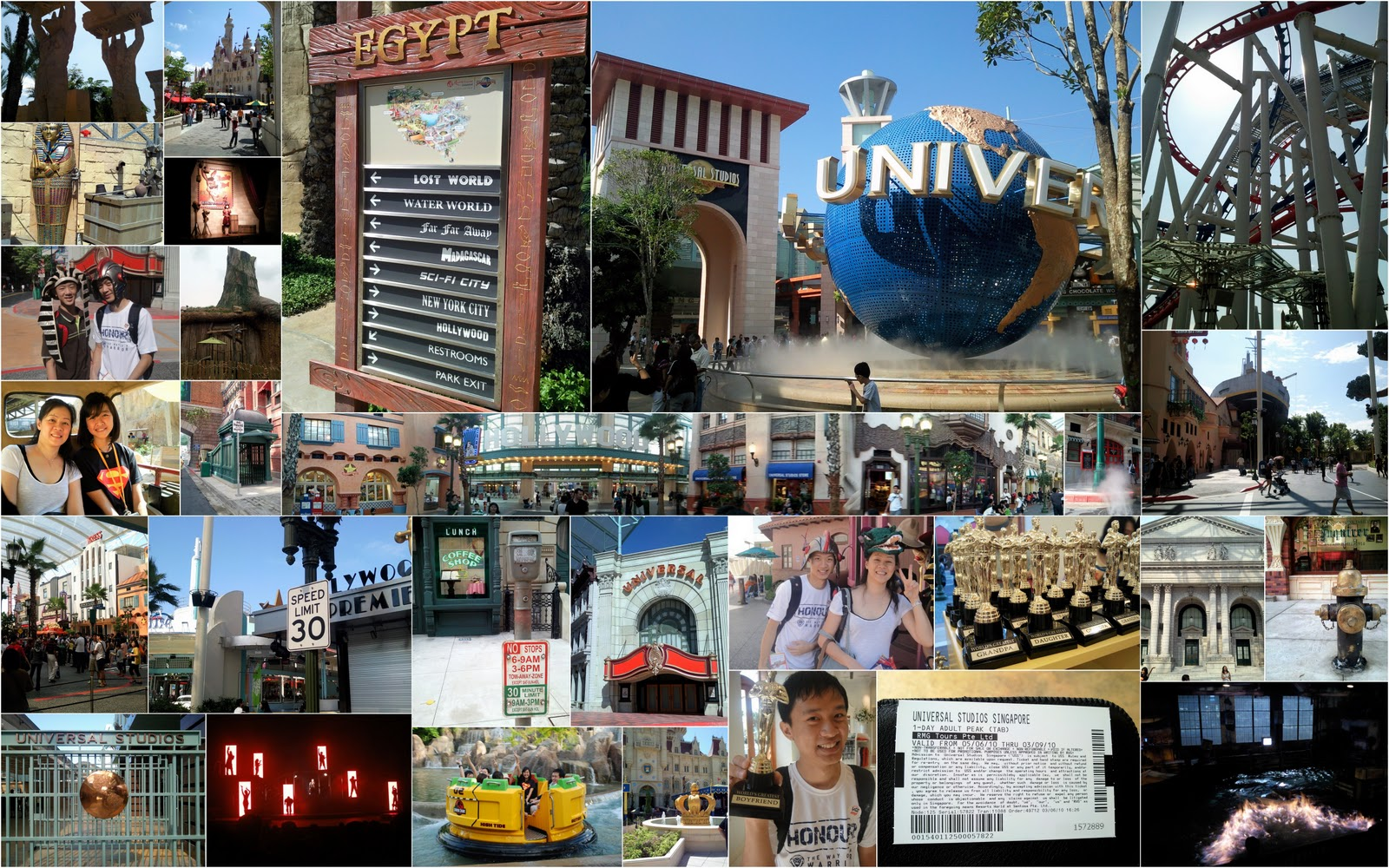 Trip to universal studios essay
