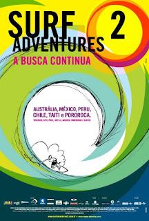 Filme Poster Surf Adventures 2 - A Busca Continua