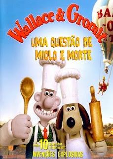 Filme Poster Wallace & Gromit - Uma Questão de Miolo e Morte
