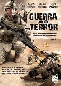 Filme Poster Guerra Ao Terror 2010 DVDRip Dual Audio