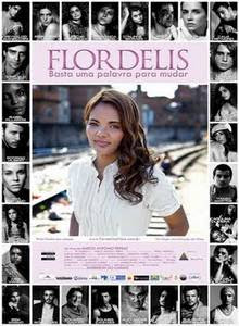 Filme Poster Flordelis, Basta uma Palavra Para Mudar DVDRip Xvid Nacional