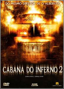 Cabana Do Inferno 2 - Dual Áudio