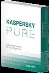 Kaspersky PURE v9.0.0.192 – 2010 Final – Incl Trial Reset 1.0 K-pure