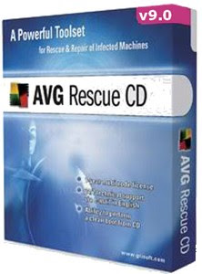 AVG Rescue CD 9.0