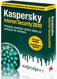 Kaspersky Internet Security 9.0.0.736 PTBR e Reset Trial
