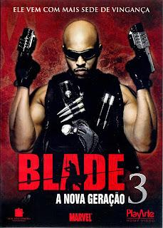 Blade a Nova Geração 3 - 2009  Dual Audio
