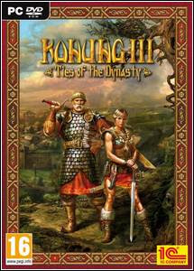 Download  Konung 3 Ties of the Dynasty 2010 PC Game