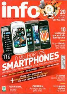 info Revista Info Exame Julho 2010