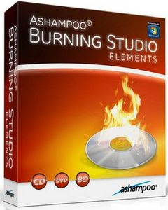 Ashampoo Burning Studio Elements v10.0.4