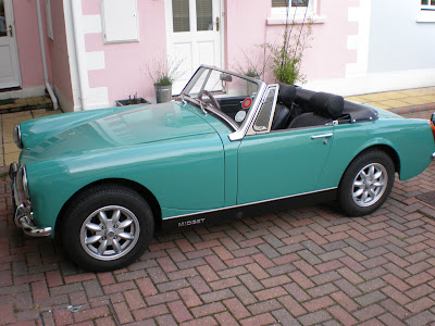 The MG Midget 1500 (1974-1980)