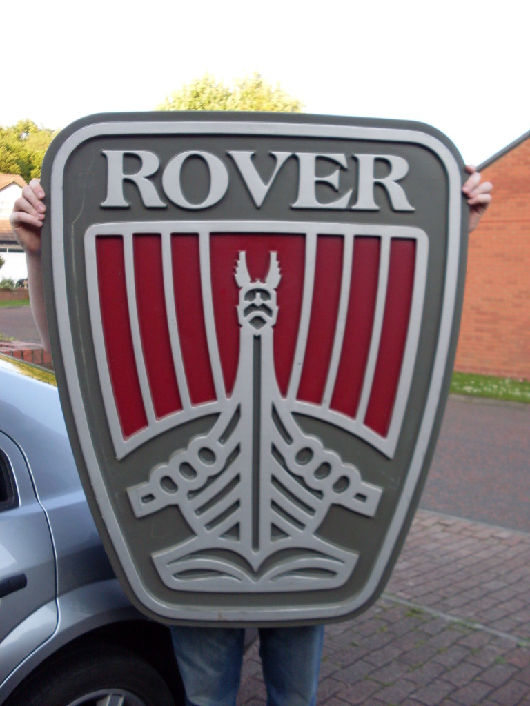 MG Rover 800