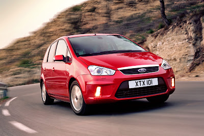 Ford FOCUS C-MAX Duratorq TDCI Engine Cars