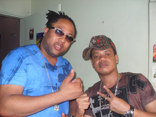 Alozade & Chico in Dialtone Studio Chilling