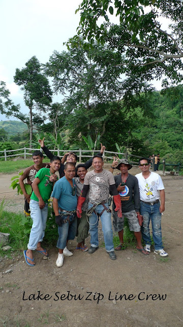 Lake Sebu, Philippines, Zipline Crew, Zipline Team
