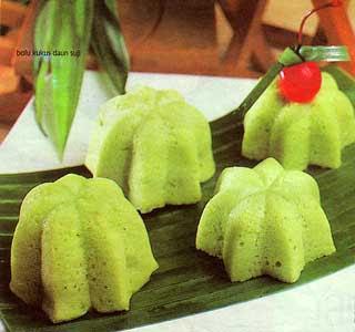 Bolu Kukus Pandan Cake Ideas And Designs