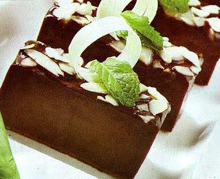 Brownies Original Puding