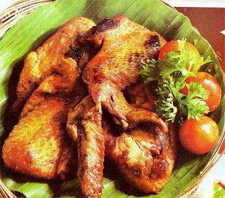 Ayam-bakar-bumbu-bacem