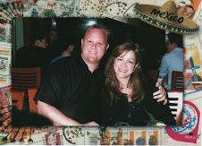 Doug & Melissa on our cruise