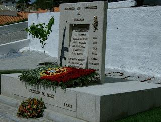 monumento dos ex-conbatentes em beijós