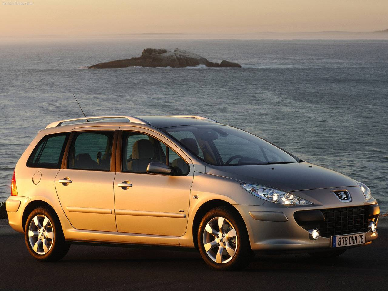 2005 Peugeot 307 Sw