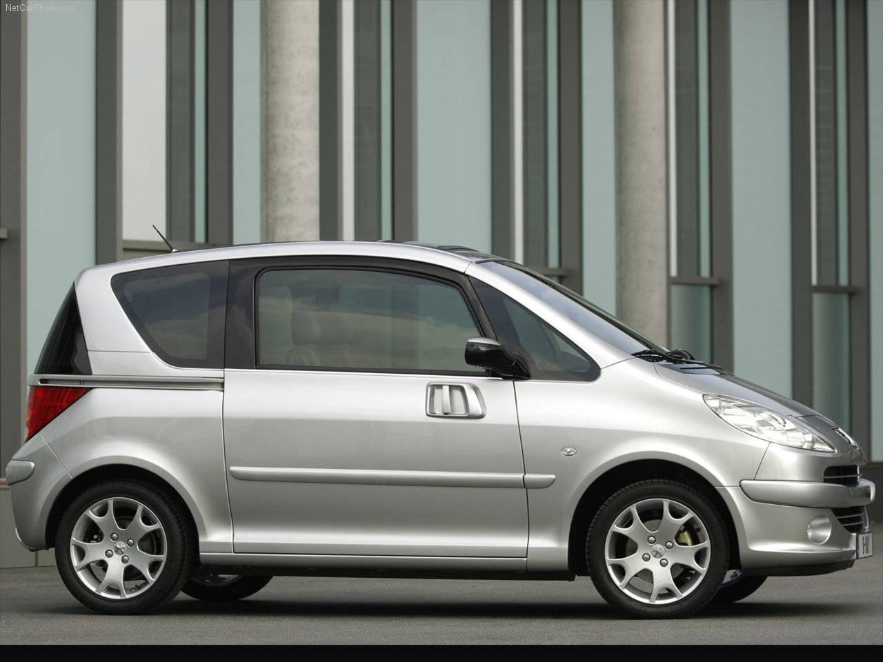 2005 peugeot 1007 d day concept - Peugeot 1007 probleme porte coulissante ...