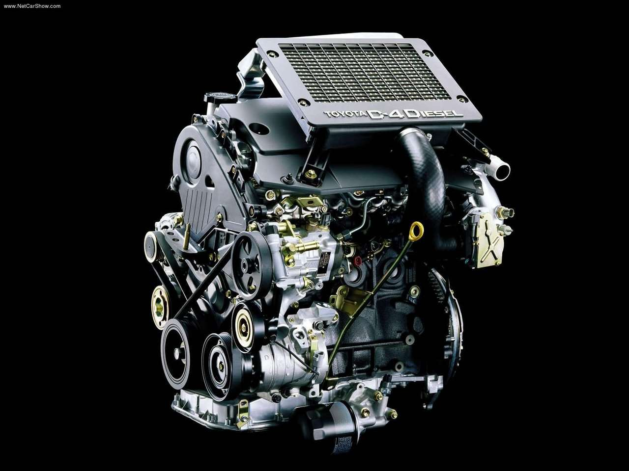 Toyota 2 0 D4d Engine