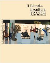 """LIBRO II BIENAL DE ESCULTURA """"GALERÍA DE ARTE TRAZOS"""""""
