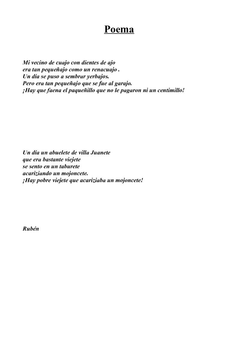 Gracias Por Todo! - Poemas de amor de  - cibernotas.com