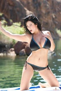Denise Milani Sexy