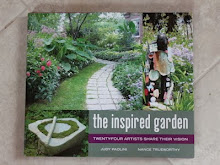 THE INSPIRED GARDEN: twenty four artists share their vision