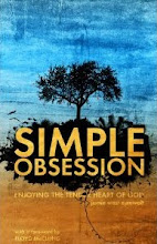 SIMPLE OBSESSION by Jamie Zumwalt